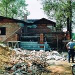 Wiederaufbau 1991