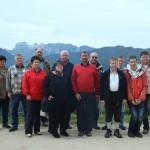 Ausfahrt Berchtesgaden