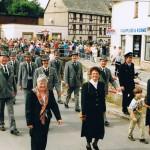 Schützenumzug 1995